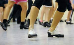 tap-dancing